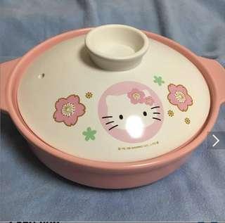 Hello Kitty Large Claypot