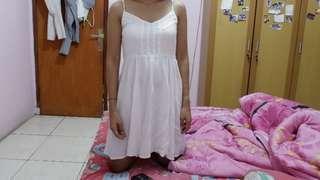 Cotton On White Summer Dress