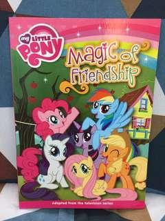 My Little Pony Magic of Friendship - colourful stories