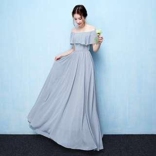 Bridesmaid Dress (FREE DELIVERY)