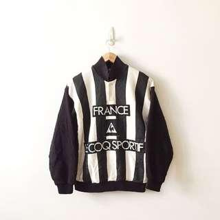 Lecoq Sportif France Pullover Sweater