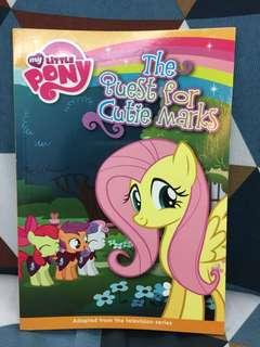 MLP - The Quest for Cutie Marks 2 stories in 1