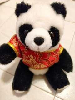 可愛中國風熊貓 cute panda