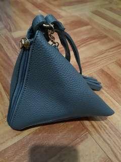 NEW Triangle Bag