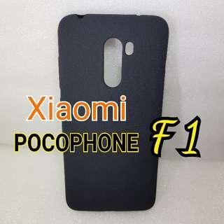 XIAOMI POCOPHONE F1 Soft TPU Matte Cover Case