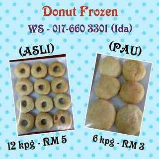 Donut Frozen