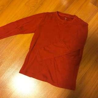 Uniqlo Boys Long Sleeve T-shirt