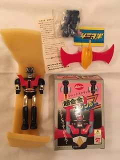 Ultra Rare! Popy Chogokin GA-01 Mazinger Z version 3 Gold legs deadstock MIB