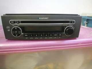 Radio blaupunkt ori satria neo with casing