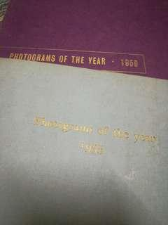 photograms year 1955& 1959