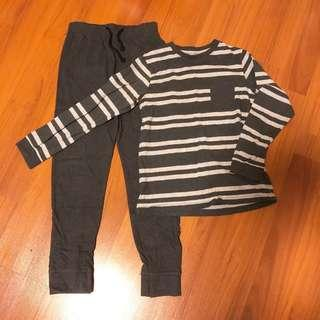 Boys 2pc Long sleeve Pajamas Set