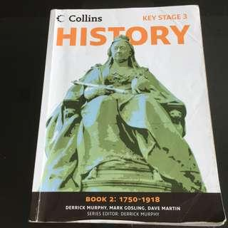 Collins Key Stage 3 History