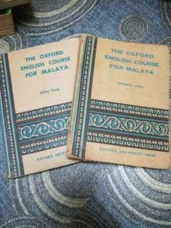 collectable english course for malaya