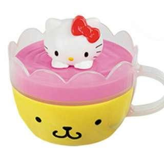 McDonald's Hello Kitty and Pompompurim mug