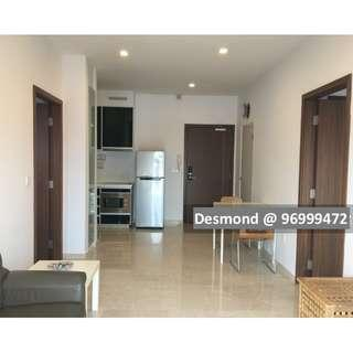 Spacious 2 bedroom With 2 Bathroom For Rent
