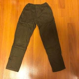 BN Uniqlo Boys Fleece Lined Winter Pants