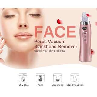 Skin Care Pores Vacuum Blackhead Remover Acne Cleaner