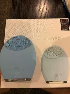 Foreo for combination skin
