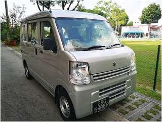 SUZUKI EVERY PA 660 A/T 2WD 5DR LGV