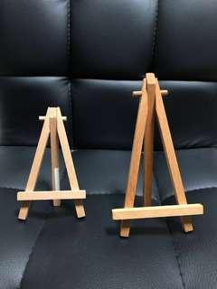 Wooden Easel Stands