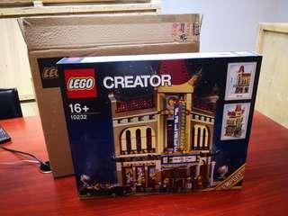 LEGO 10232 Cinema 戲院