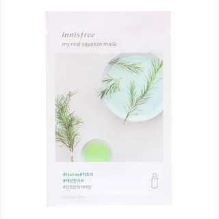 🚚 Innisfree Tea Tree Mask