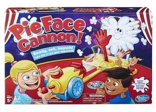 New Trending Game Pie Face cannon