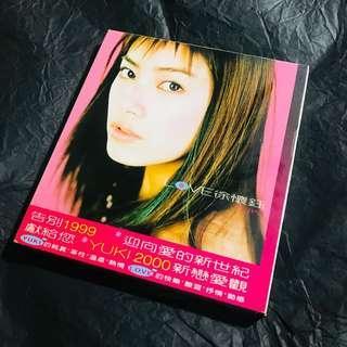 🚚 徐懷玉 Yuki CD LOVE