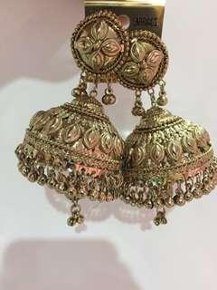 Jumka Earrings