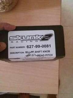 Skunk2 weighted knob 5 speed