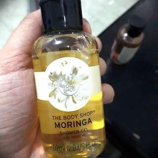 The Body Shop Moringa Body Shower Gel
