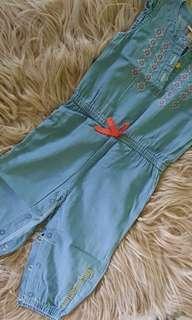 Juicy Couture Soft Denim Romper
