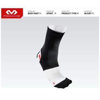 美國 MC DAVID 護腳踝 / 護腳踭 511 Ankle Sleeve/Elastic