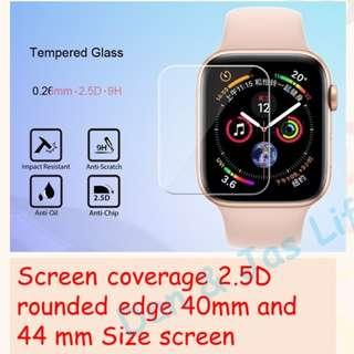 Apple Watch 4th Generation Tempered Film Series 4 Watch/44/40mm (non full screen)