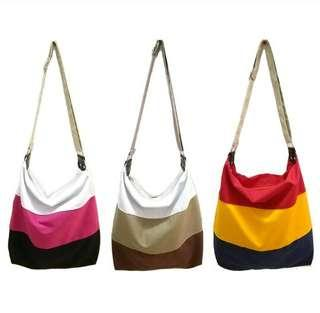Sling Bag Mix colors Limited stock (5 unit left only!)