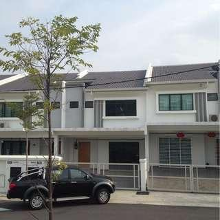 Kasia Green Double Storey House for sale