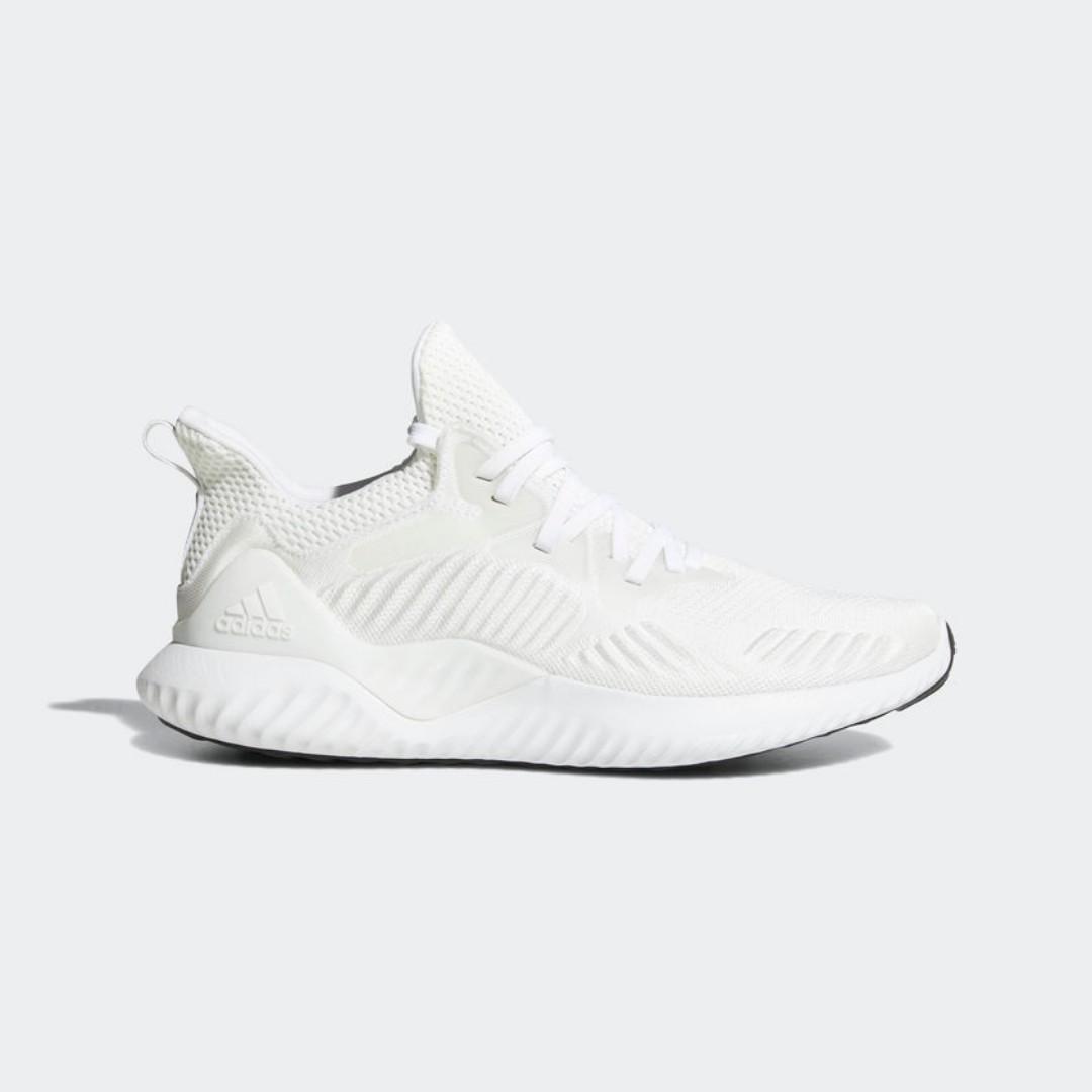 cf42e9154199c9 adidas Alphabounce Beyond Shoes - White, Men's Fashion, Footwear ...