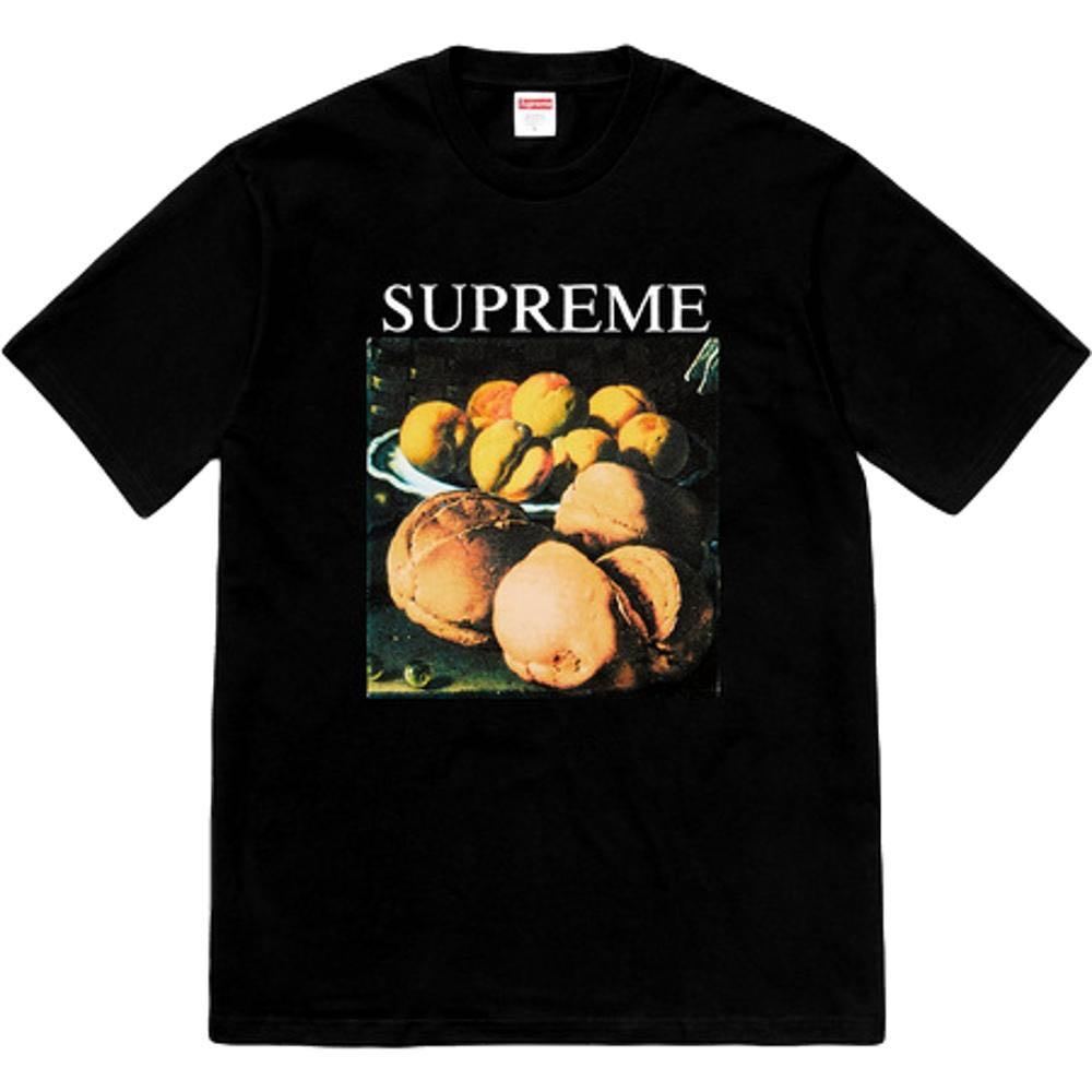Authentic supreme still life tee