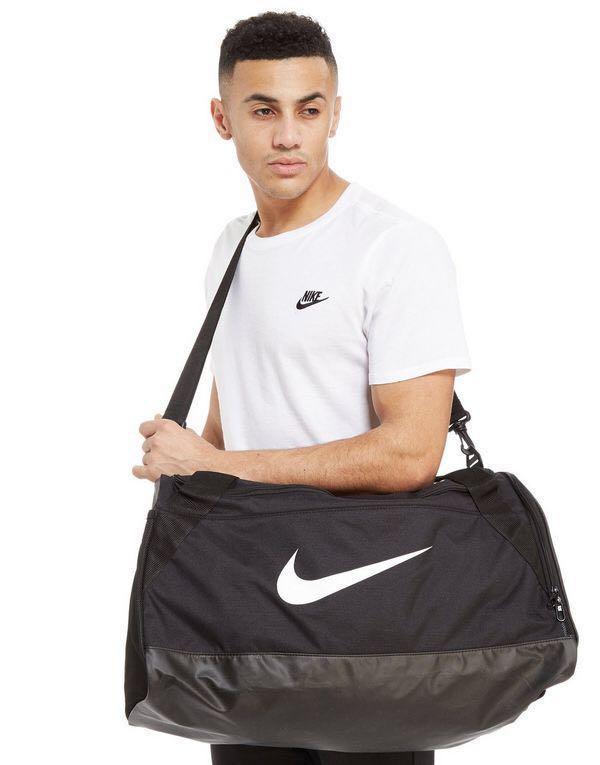Brand New Nike Brasilia Medium Duffle Bag cba8b7a001613