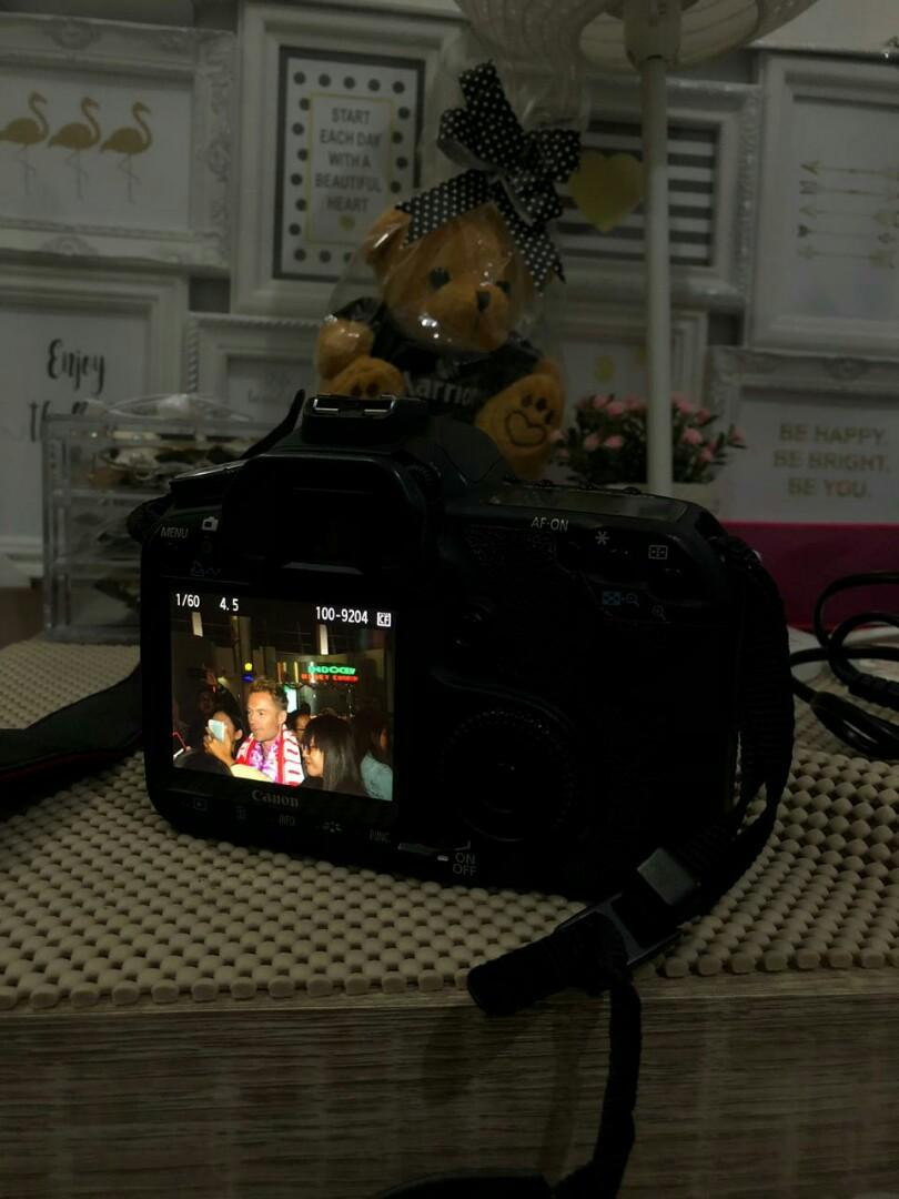 Camera DSLR CANON 50D
