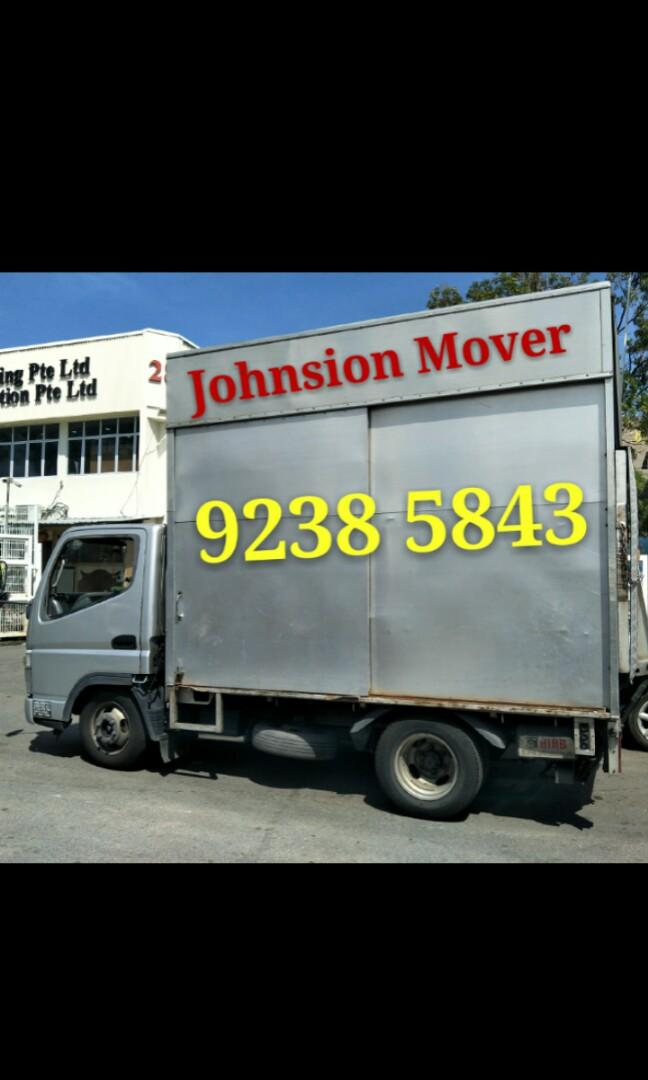 Cheapest mover service call 92385843 JohnsionMover