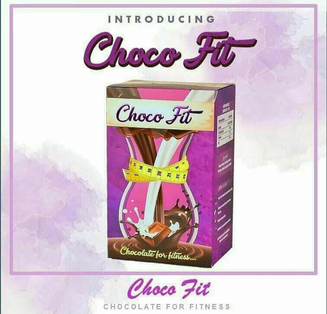 Choco Fit/10 Sachets, Food & Drinks, Beverages on Carousell