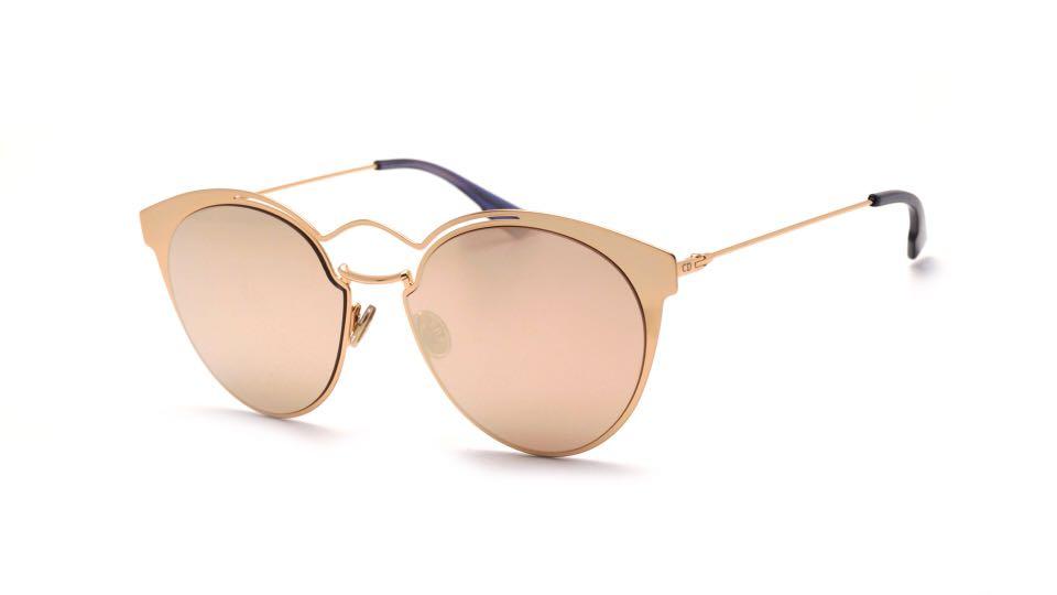 Christian Dior metallic gold nebula Sunglasses, Women s Fashion,  Accessories on Carousell 5cb9da6df1a0