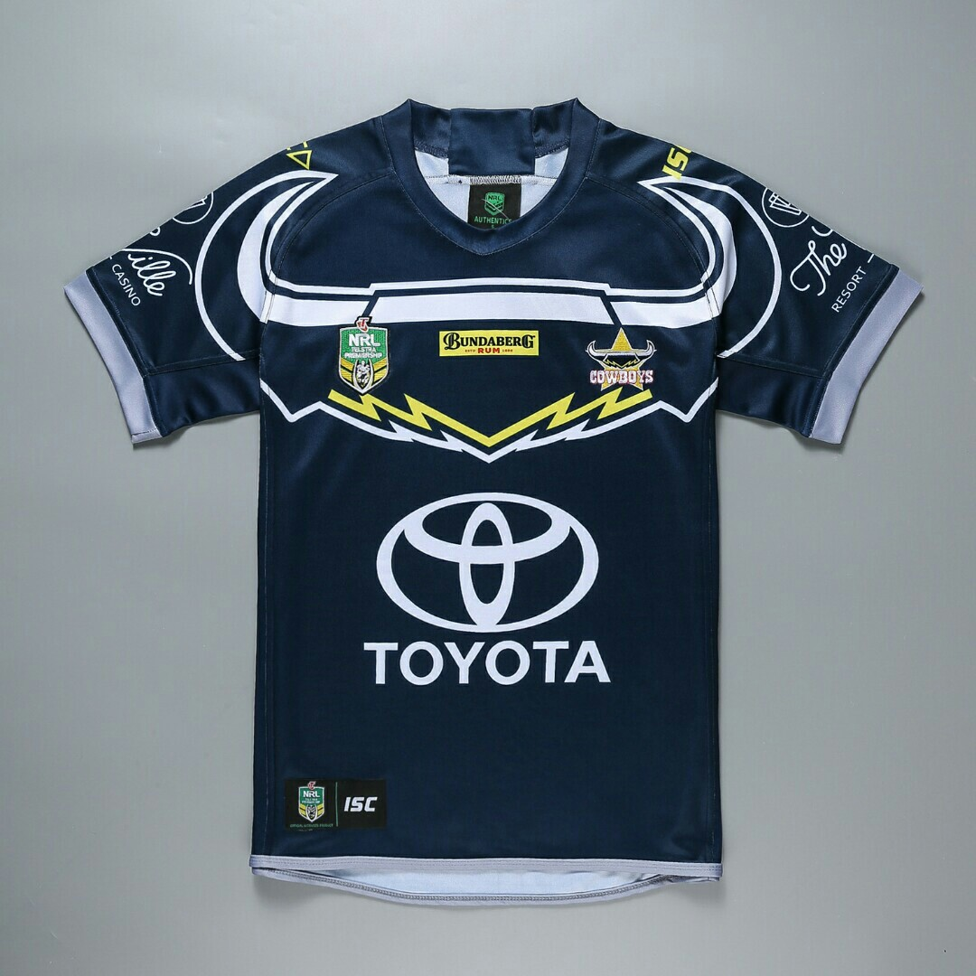 timeless design 5440b 14488 Cowboys 18-19 Home Rugby Jersey
