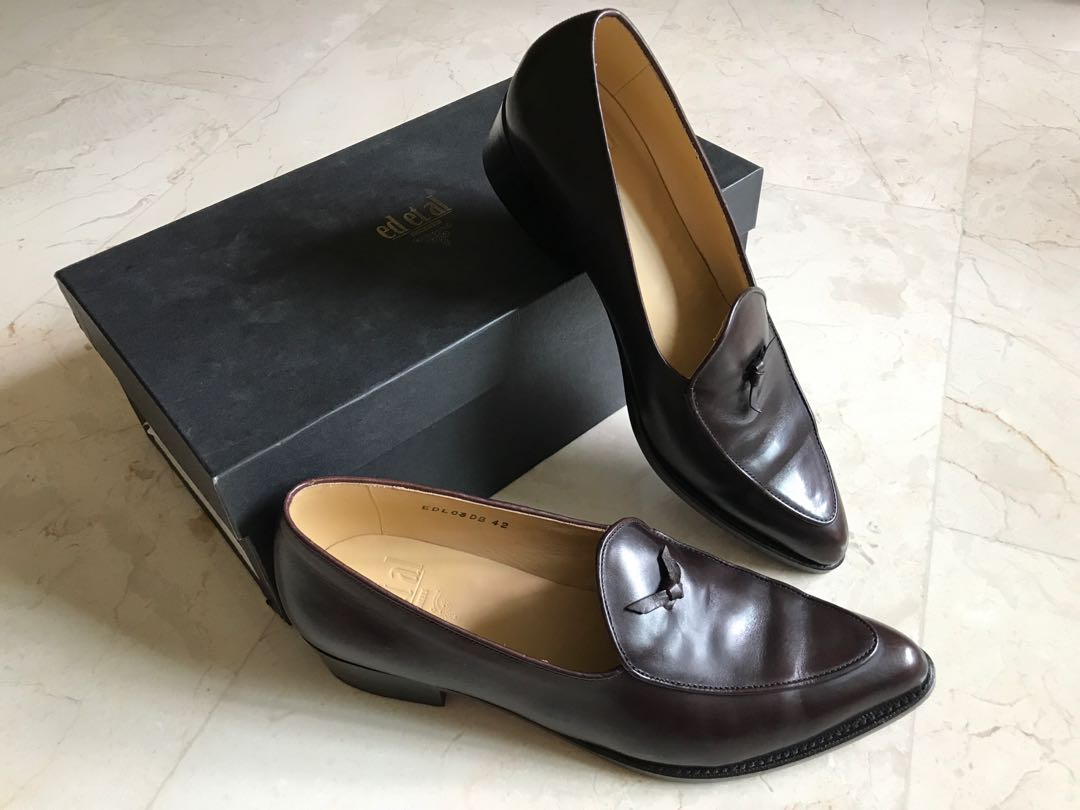 2198cc7af ed et al leather shoes, Luxury, Shoes on Carousell