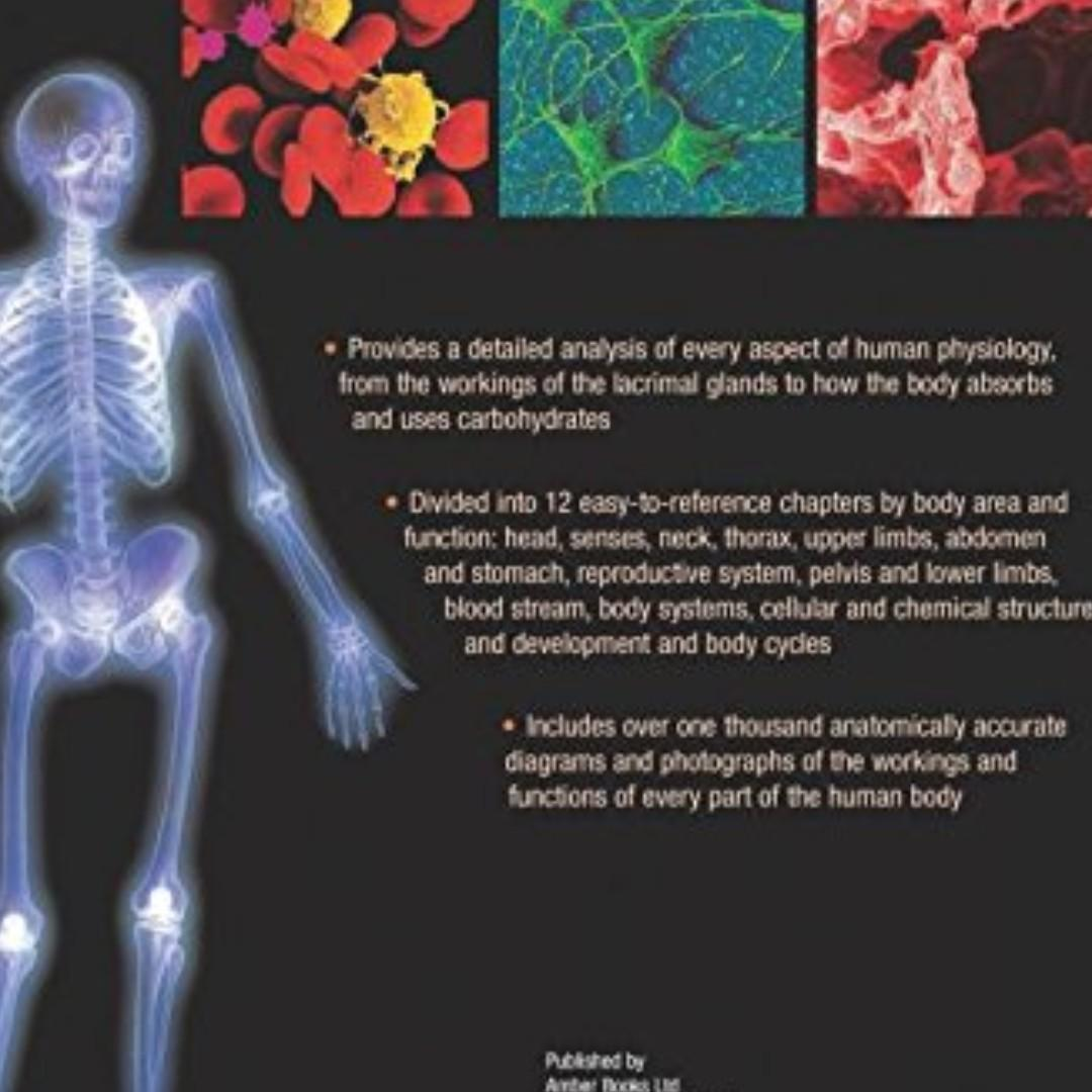 How The Body Works, A Comprehensive Illustrated Encyclopedia