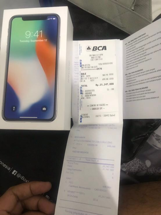 iphone x 256gb like new (ibox) db6888ac95