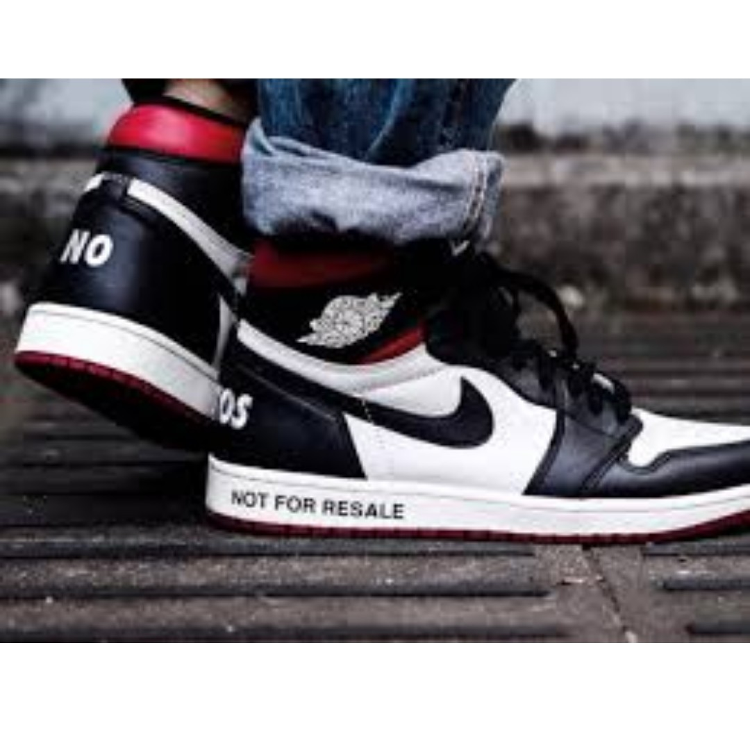 half off 32b13 2b1c8 Jordan Retro High OG NRG 'Not for Resale US 10.5, Men's ...