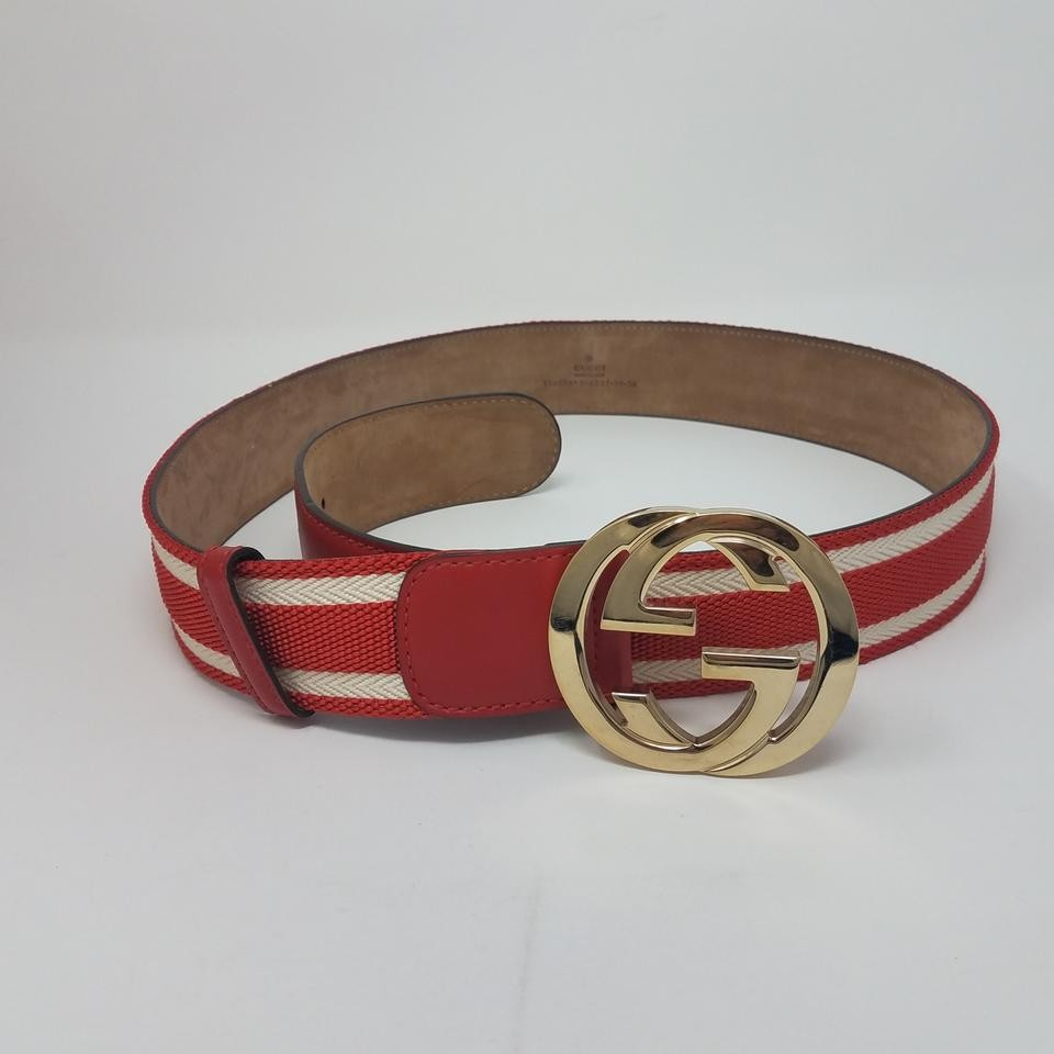 d3e51208b Limited Edition Authentic Gucci Belt Gold Buckle with dust bag ...