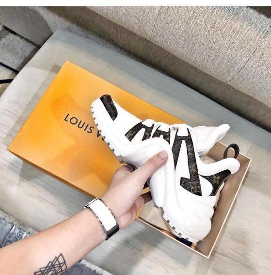 62f1570ee23 Louis Vuitton LV Archlight sneaker, Luxury, Shoes on Carousell